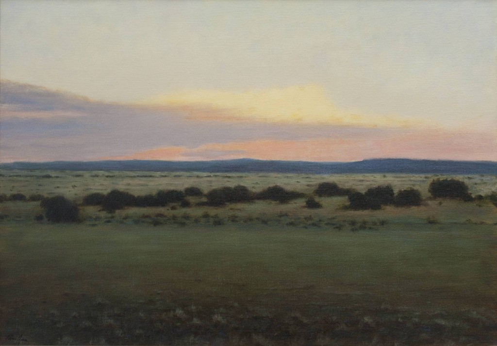 Peter Hagen New Mexico Landscape oil paintings