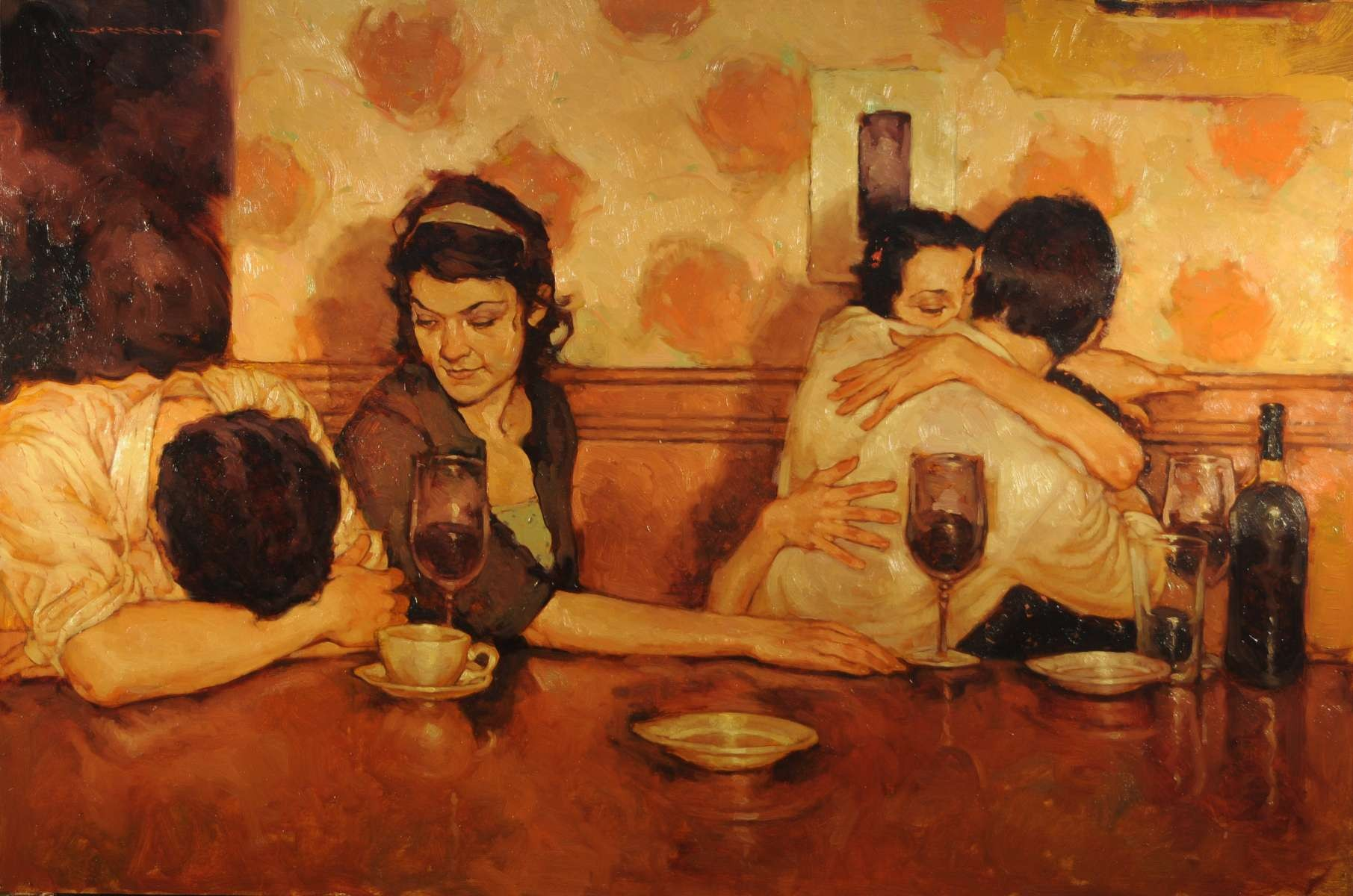 painting by Joseph Lorusso