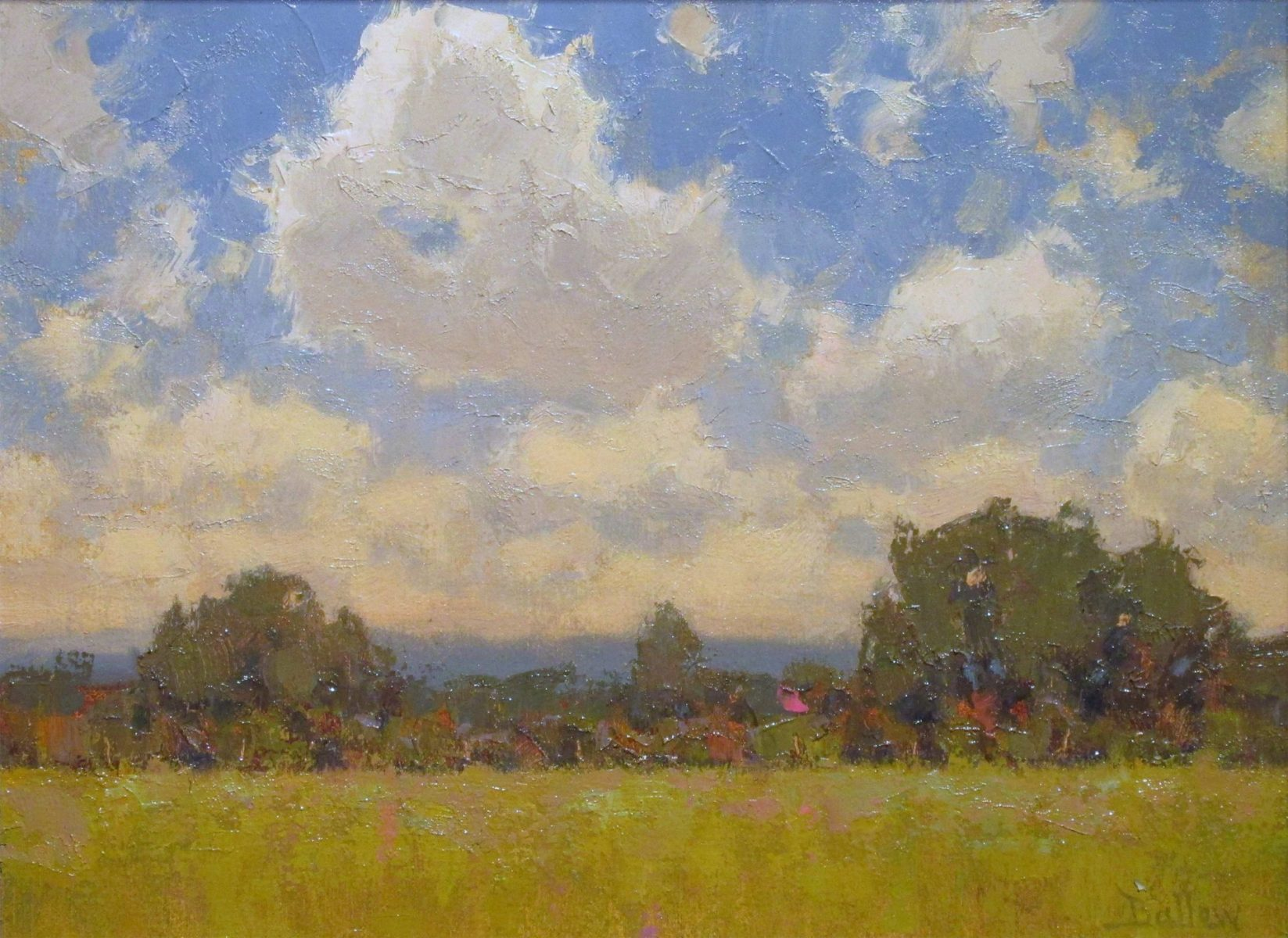 Summer Meadow by David Ballew